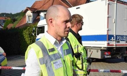 Landeskriminalamt sucht nach vermisster Person und Sprengkörpern in Balve-Süd