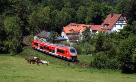 Sonderzugverkehr von Neuenrade zur Mendener Pfingstkirmes 2019