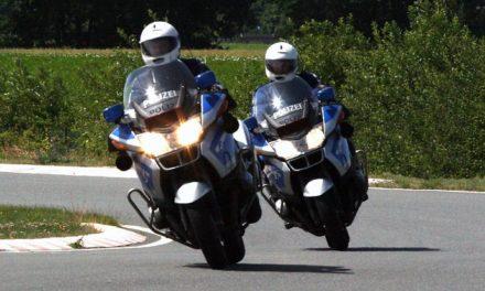 Polizei stoppt Biker in Beckum mit 91 km/h