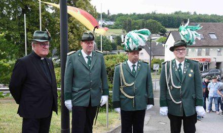 Heute Königs-Parade auf Beckumer Schützenfest