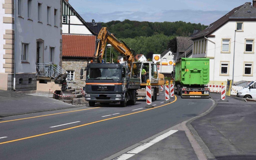 Ampeln auf B 229: Fachhandel-Boss Pütz übt äußerst scharfe Kritik an Straßenverkehrsamt
