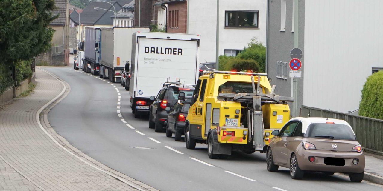LESERBRIEF zu Baustellen-Ampeln: Stephan Gemke kann Wut nur bedingt verstehen