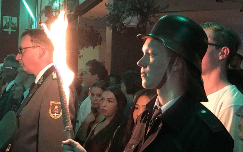 BILDERBOGEN vom Schützenfest-Start in Affeln – TEIL 2