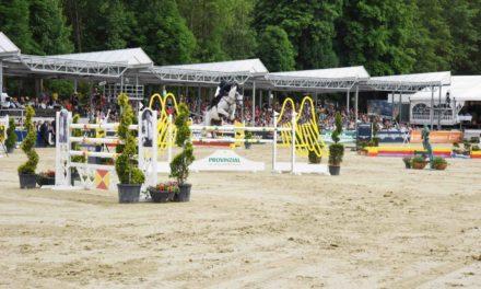 Tolles Event: Steckenpferd-Action im Springstadion in Wocklum