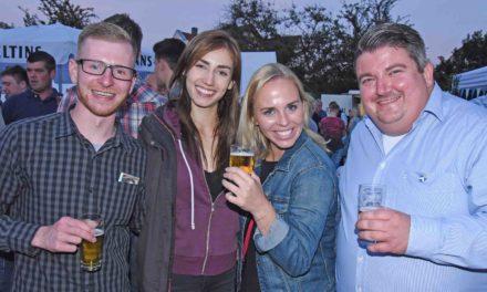 Viele Balver lassen sich vom Musikverein prächtig aufs Schützenfest einstimmen
