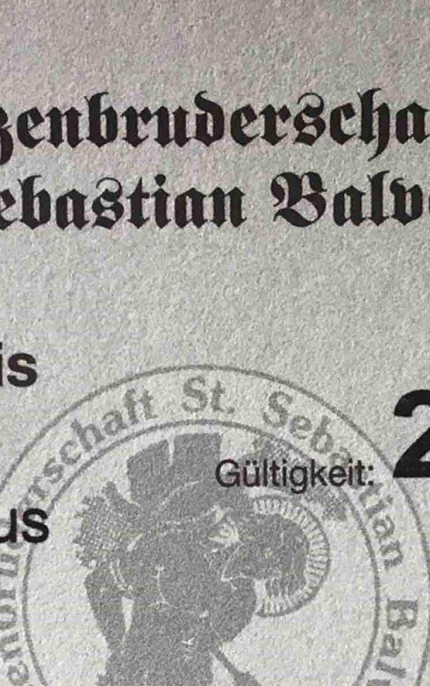 Schützenfest Balve: Heute Abend scharfe Kontrollen – Schützenhut reicht nicht aus