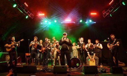 """Irish Folk Festival mit Seán Reeves: """"Wir haben in der Balver Höhle Rohdiamanten geschliffen"""""""