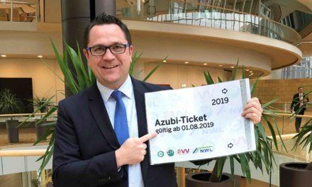 MdL Marco Voge: Landesweites Azubi-Ticket geht morgen an den Start