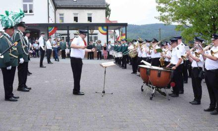 IMPRESSIONEN vom Schützenfest-Aufgalopp in Beckum – Teil 1