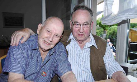 Freunde fürs Leben: Der Balver Franz und der Waliser Don