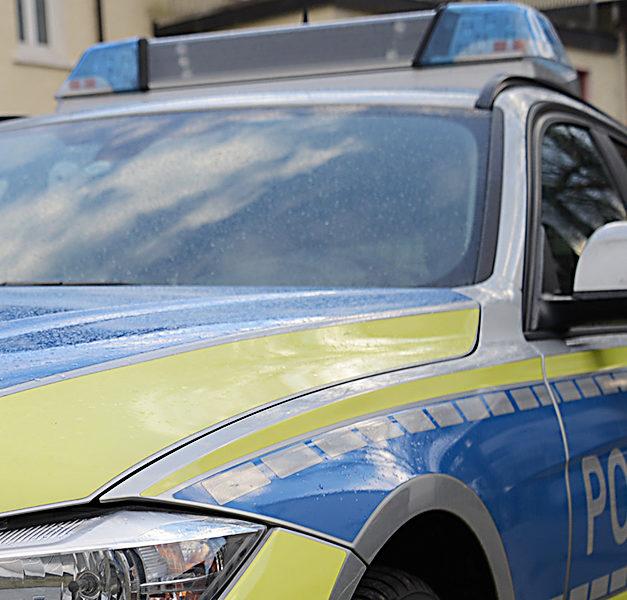 Täter stehlen Mercedes Sprinter
