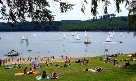 Strandbad Langscheid bleibt Donnerstag geschlossen