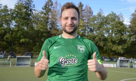 Abenteuer Landesliga beginnt: TuS L.A. feiert heute Premiere gegen FSV Werdohl