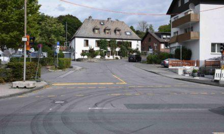 EILMELDUNG: Ab morgen Baustelle B229/Baumberg