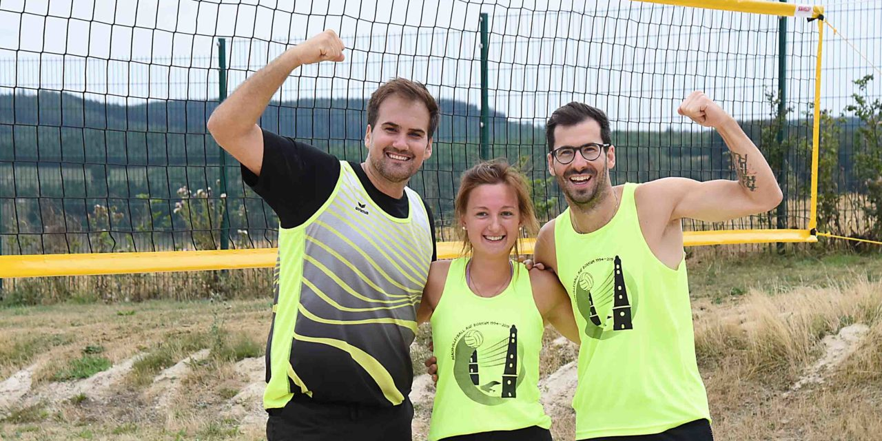 Beach-Bang-Theory gewinnt spannendes und lustiges Beach-Volleyball-Turnier in L.A.