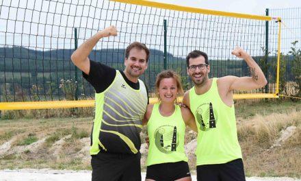 Beach-Bang-Theory gewinnt spannendes und lustiges Beach-Volleyball-Turnier in L.A.