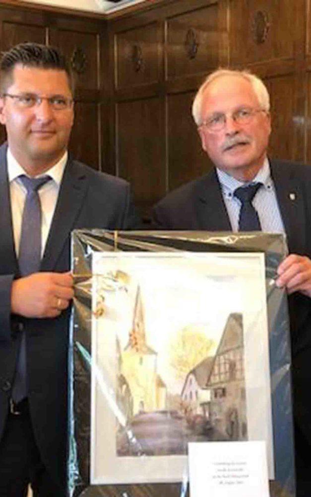 """Neuenrades Partnerstadt Klingenthal ist jetzt """"Große Kreisstadt"""""""