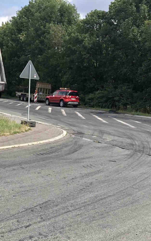 Das ist der Hammer: Straßen.NRW will B 229 noch bis Ende September blockieren
