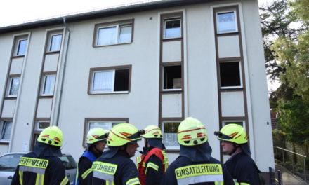 Stadtalarm in Neuenrade – Brand in Küche eines Mehrfamilienhaus