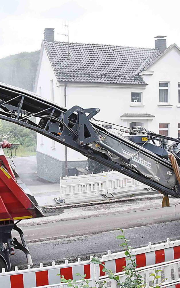 Langzeit-Baustellen in Balve: UWG fordert klare Antworten von Bürgermeister Mühling