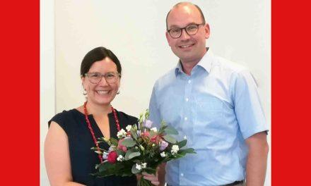 Lena Schwerdtner neue Chefin der VHS Menden/Hemer/Balve