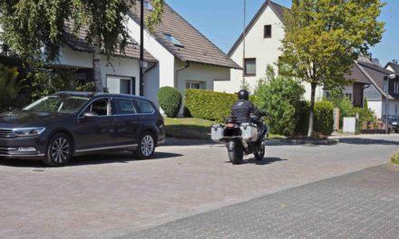 Baustelle B 229 – Polizei schaltet sich ein: Verkehr in Balve-Süd gefährlich für Schulkinder