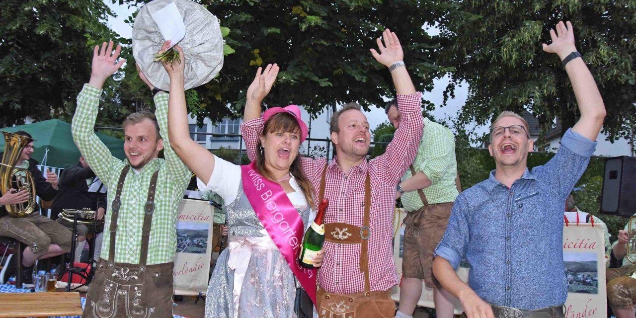 GARBECK: Miss-Biergarten-Wahl in Farbe