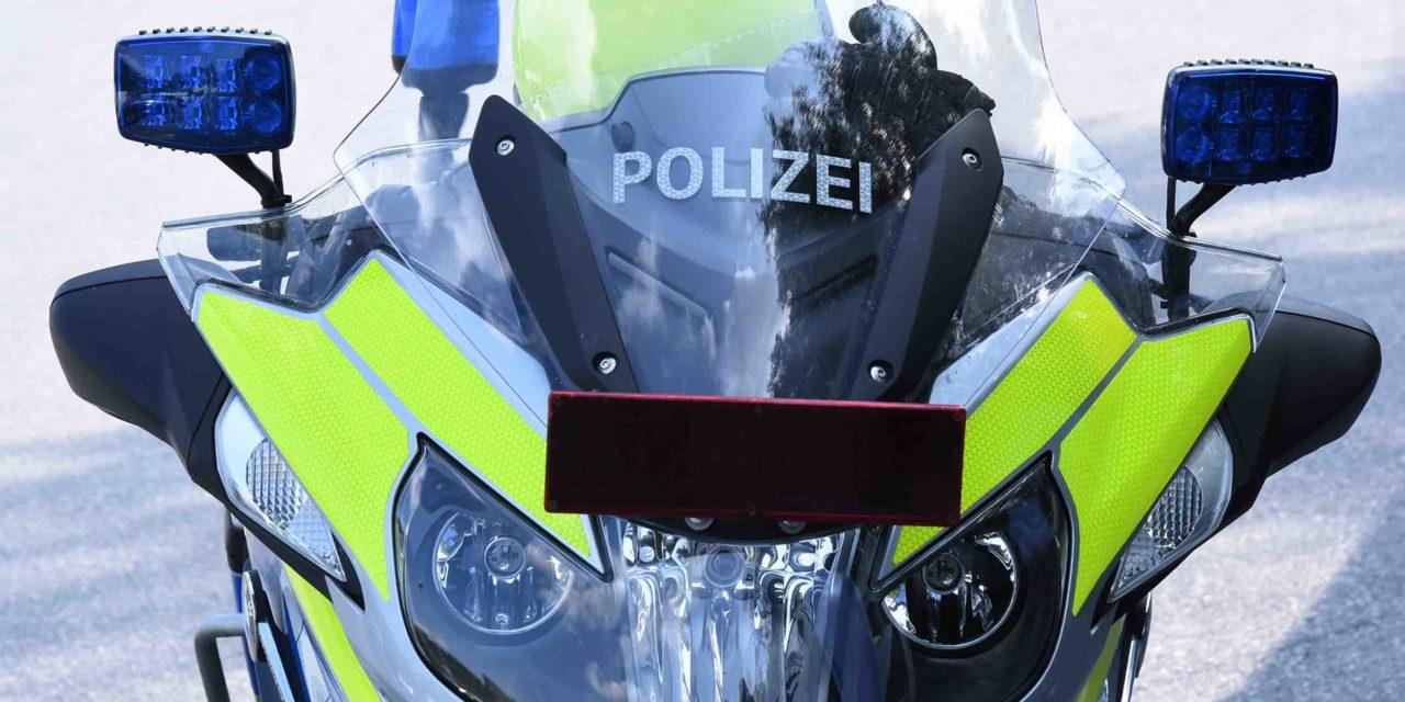 LANGENHOLTHAUSEN: Motorrad aus Garage gestohlen