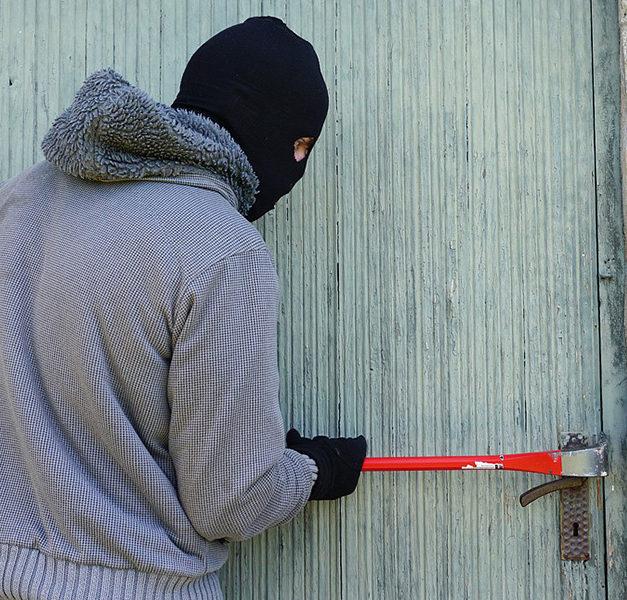 Einbrecher in Ganztagsschule