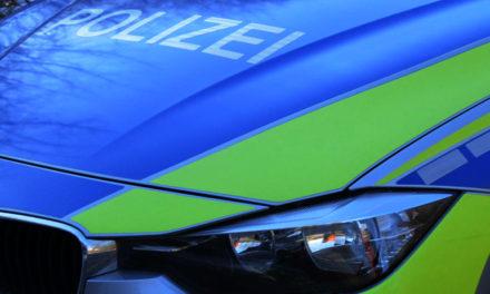 Aggressiver Randalierer landet in Polizeizelle