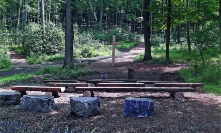 Ein Jahr Trostwald in Wocklum