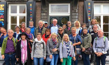 Festspielchor Balve feiert 5. Geburtstag in Maastricht