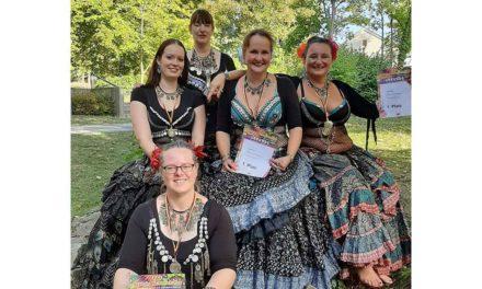 EILMELDUNG: Balver Tänzerinnen gewinnen Deutsche Meisterschaft