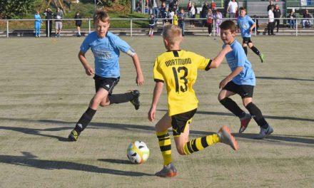PAUKENSCHLAG: SG Balve/Garbeck knöpft Borussia Dortmund einen Punkt ab