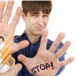 """Klares """"Nein"""" zu Zigarette, E-Shisha und Wasserpfeife"""