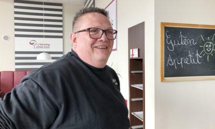 Catering Lehmann freut sich auf neues Zuhause