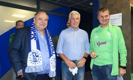 """Jahrhundertspiel des TuS L.A. """"Auf Schalke"""": Unvergessliche Momente in bunten Bildern – TEIL 2"""