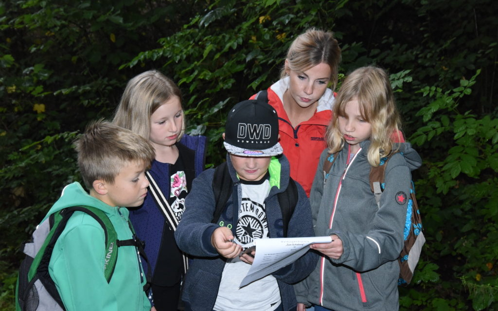 Waldjugendspiele begeistern Schülerinnen und Schüler