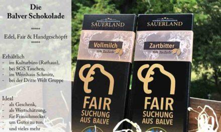 Fairtrade ist in Balve ein Umsatz- und Imageträger