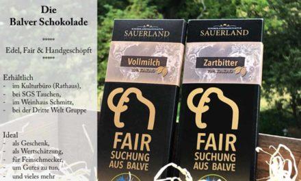 Fairtrade-Stadt Balve: Was für faire Waren gibt es? Und wie fair sind sie wirklich?