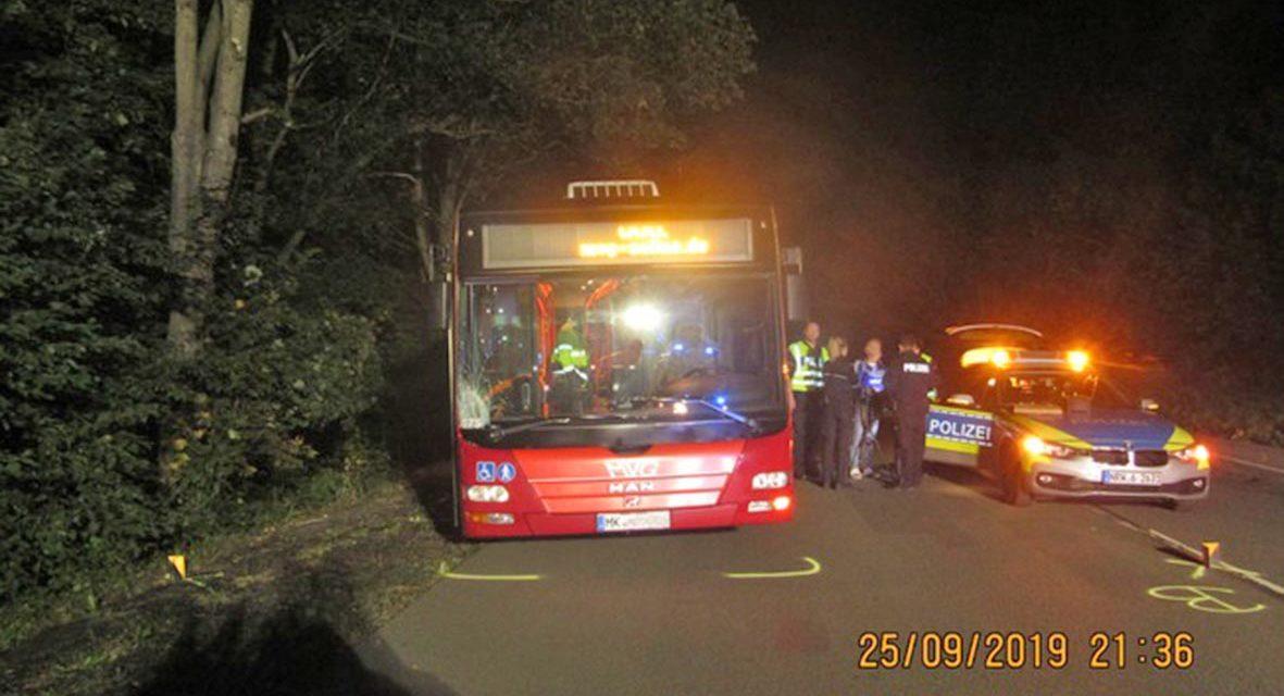 Nach tragischem Unfall sucht Polizei fünf MVG-Fahrgäste