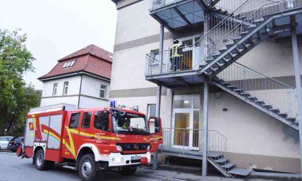EILMELDUNG: Balver Feuerwehr im Gesundheits-Campus im Einsatz