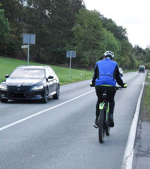 Sanierung der Sunderner Straße und Bau des Bürgerradwegs in 2020 vorgesehen