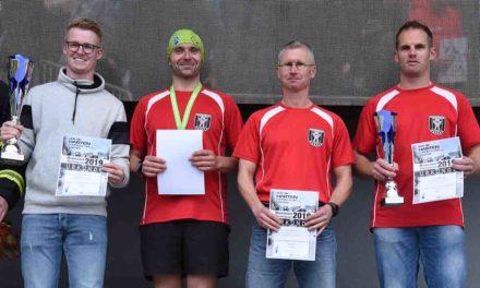 EILMELDUNG Firefighter-Run: Goldmedaille für Jan Schwartpaul und Marc Rocholl