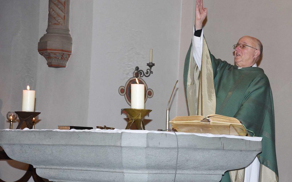 Monsignore Schröder und die schöne Hl. Messe zu Ehren von Theodor Pröpper