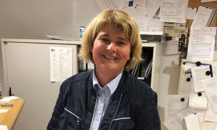 Dipl.-Ing. Birgit Gödde strahlt: Firma Gebr. Rapp feiert 70. Geburtstag