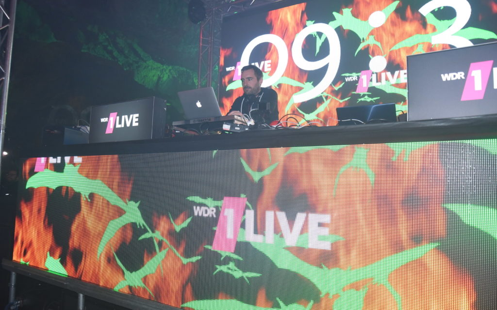Grandiose 1LIVE Charts Party in bunten Bildern – TEIL 1