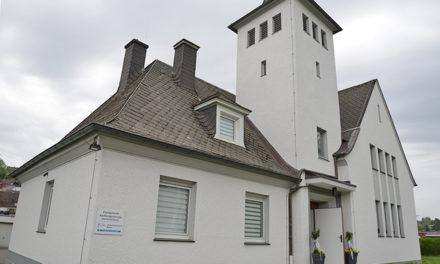 Kindergottesdienst im Evangelischen Gemeindehaus