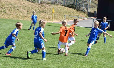 Kennenlern-Training: SG Eisborn/Beckum/Holzen freut sich auf kleine Kicker
