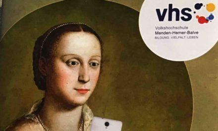 Mit VHS Balve Smartphone und Tablet bedienen lernen